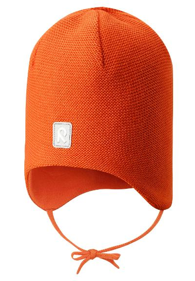 Toddlers' wool beanie Hopea Orange
