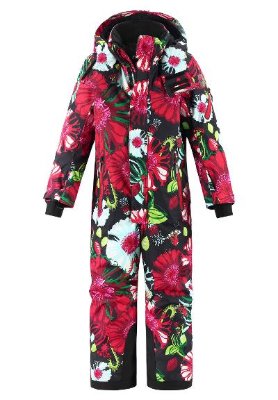 Reimatec winter overall, Reach Tomato red Tomato red