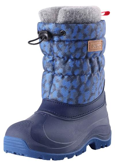 Kids' winter boots Ivalo Navy