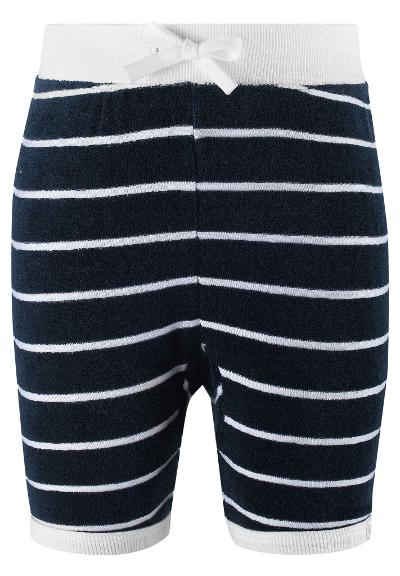 Toddlers' terry shorts Marmara Navy