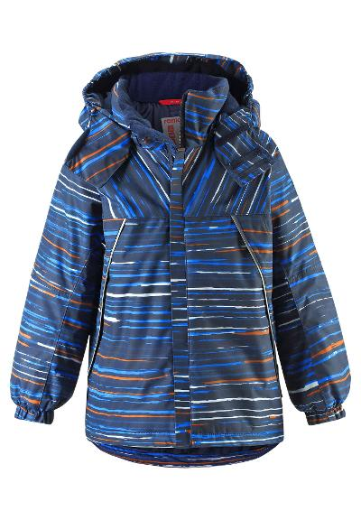 Kids' winter jacket Rame Navy