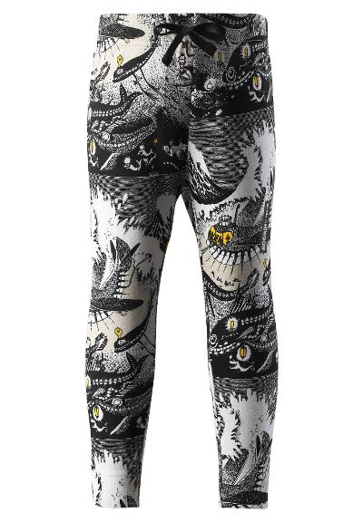Leggings barn Moomin Krama Black