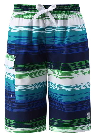 Juniors' shorts Honopu Navy blue