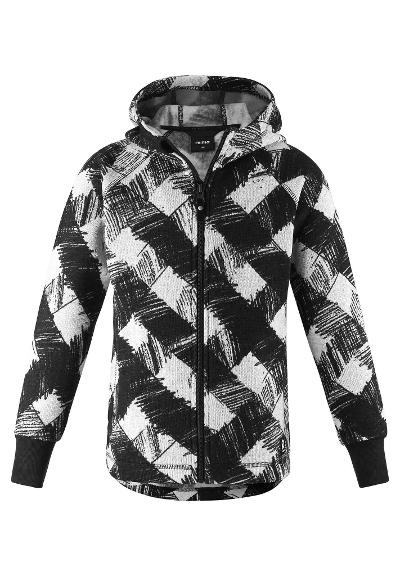 Kinder Fleecejacke Northern Black