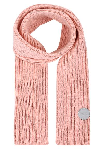 Kinder Strickschal Nuuksio Powder pink