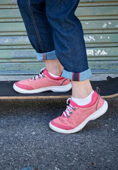 Barn sneakers Shore Pink rose