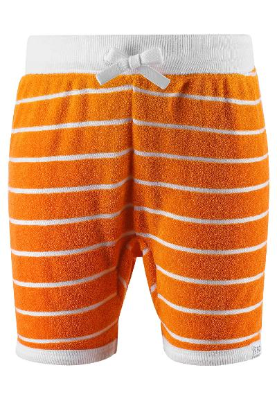 Kleinkinder Frottee-Shorts Marmara  Orange