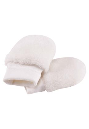 Babies' mittens Lepus Off-white