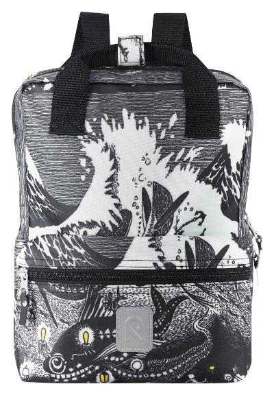 Kinder Rucksack Moomin Havet Black