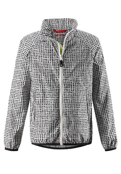 Teenager Windjacke Medvind White