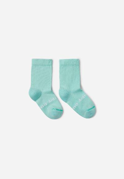 Kinder Anti-Bite Socken Insect  Reef green