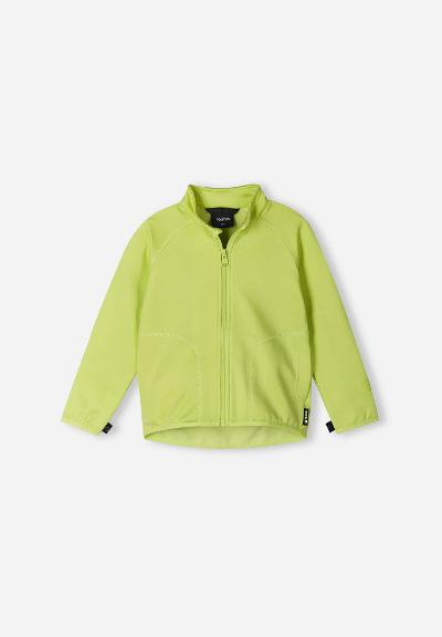 Kinder Sweatjacke Toimiva Green citrus