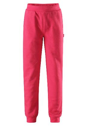 ReimaGO® sweat pants Herring Raspberry red