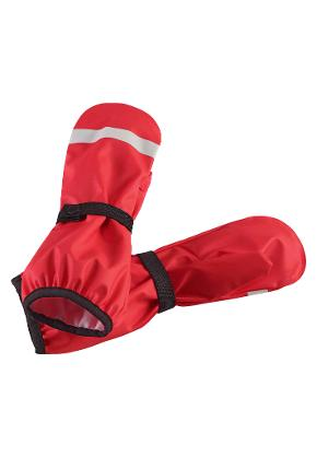 Kids' rain mittens Puro Red