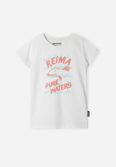 Kinder T-Shirt Silein Off white