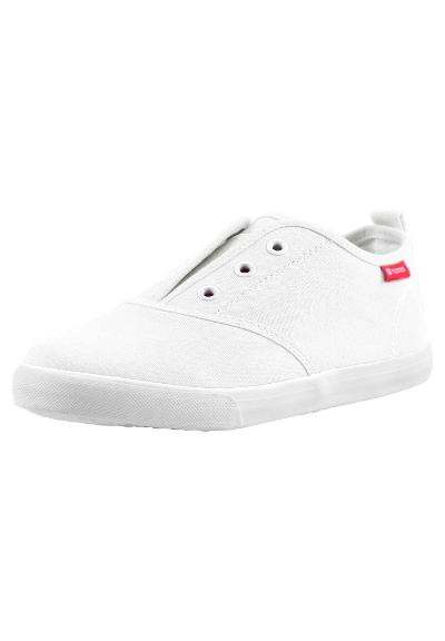 Kinder Sneaker Stepping White