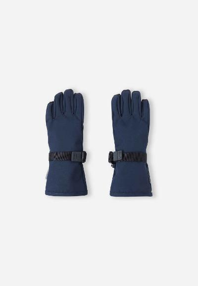 Kids' waterproof gloves Pivo Navy