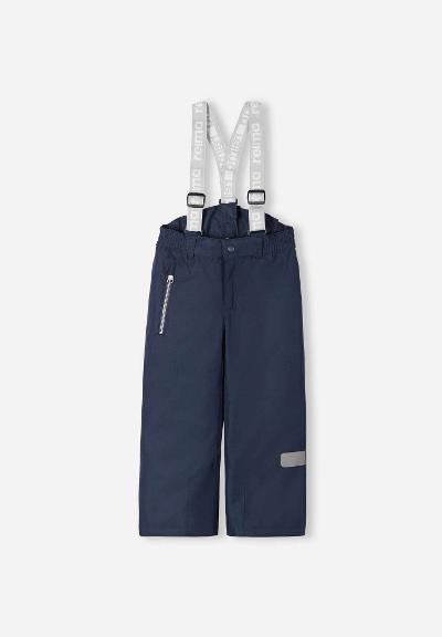 Kinder Schneehose Kiddo Lightning Navy