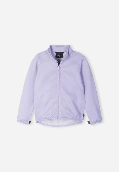 Kinder Sweatjacke Toimiva Light violet