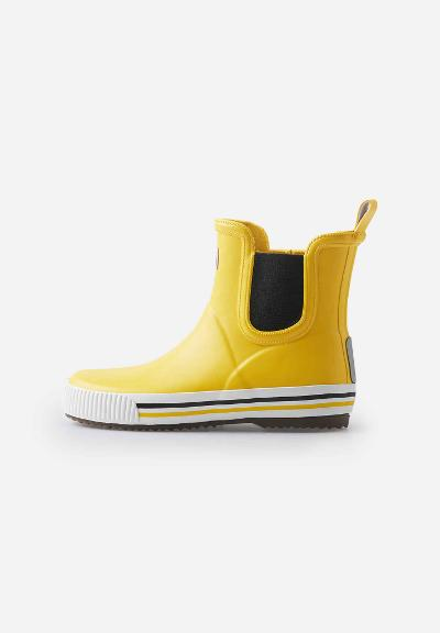 Kinder Gummistiefel Ankles  Yellow
