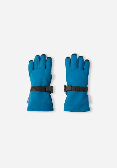 Reimatec gloves, Tartu Dark sea blue Dark sea blue