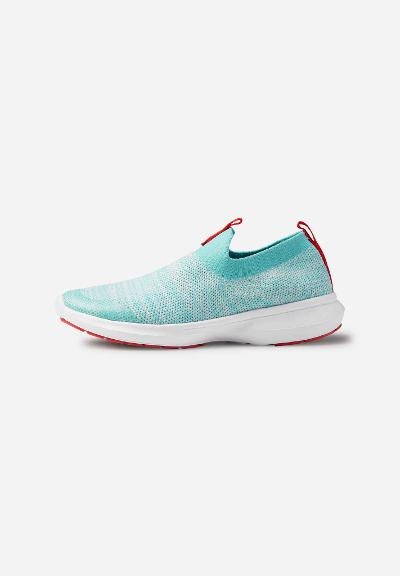 Kinder Sneaker Bouncing Cyan blue