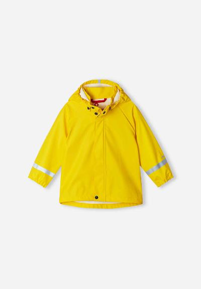 Kinder Regenjacke Lampi Yellow