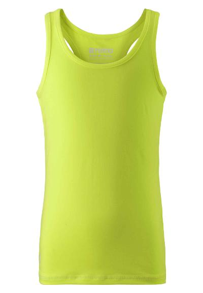 Topp barn Sanikka Neon green