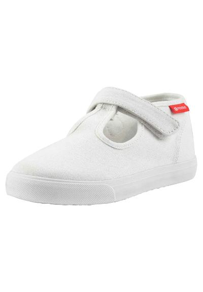 Toddlers' canvas shoes Sorea White