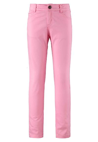 Kids' trousers Rausku Unicorn pink