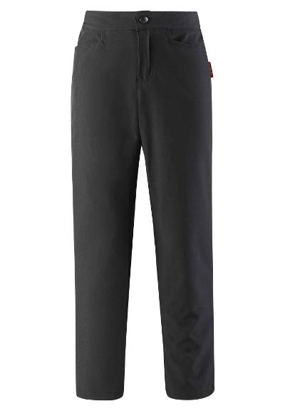 Kids' softshell trousers Idole Black