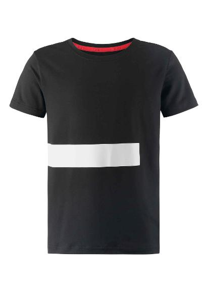 Kinder T-Shirt Speeder Black