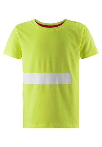 Kinder T-Shirt Speeder Neon green