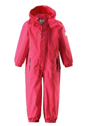 Reimatec® skaloverall Melassi Raspberry red