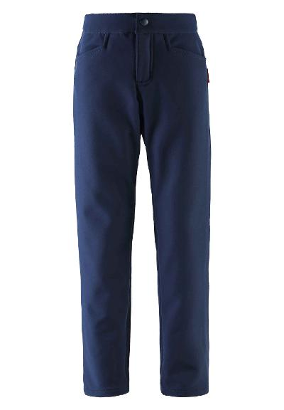 Kinder Softshell Hose Idea Navy