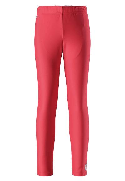 Barn uv-leggings Curuba Bright red