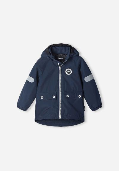 Kids' light wadded jacket Symppis Navy
