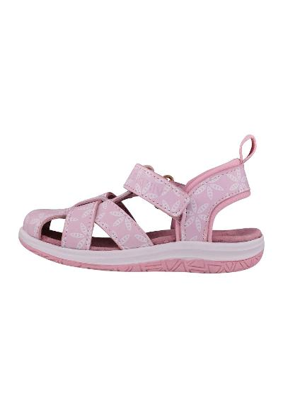Viking sandal Vilde Print Light Pink
