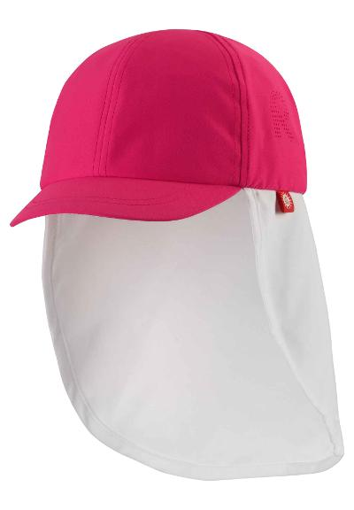 Kids' UV hat Tropisk Candy pink