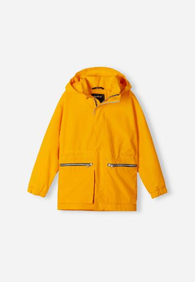Kinder Parka Kempele  Orange yellow
