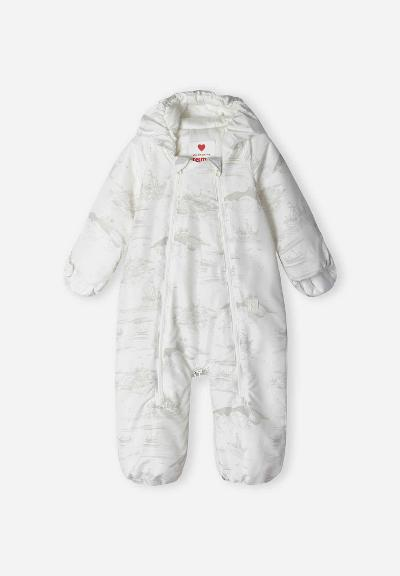 Baby Overall Moomin Dalen Off white