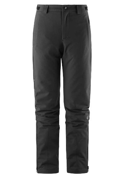 Kids' premium ski pants Hopea Misi Black