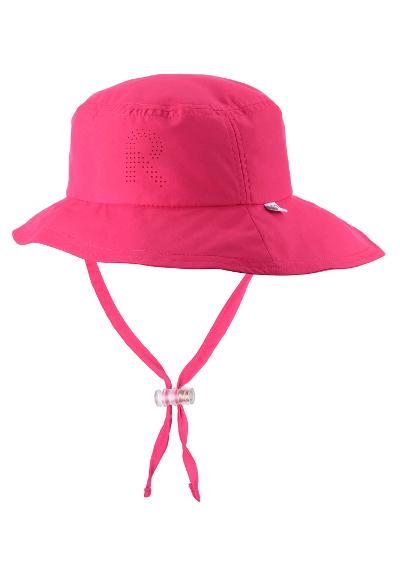 Solhatt barn Tropical Berry pink
