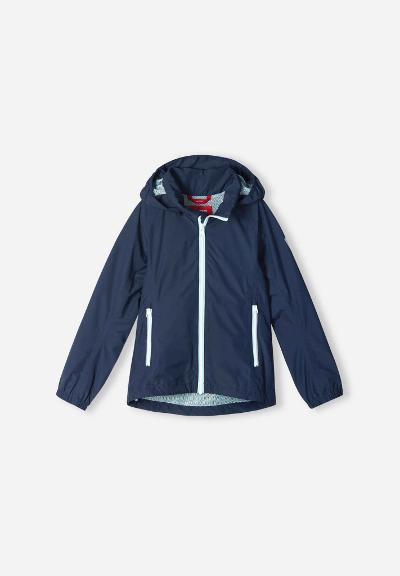Kids' spring jacket Mist Navy