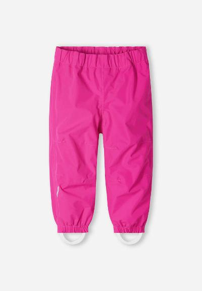 Kids' spring trousers Kaura Fuchsia pink