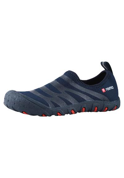 Kids' barefoot shoes Adapt Navy