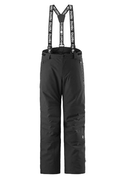 Kids' premium ski pants Hopea Niesi Black