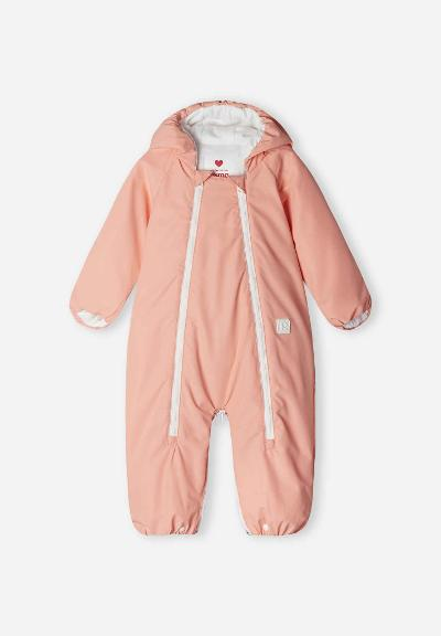Babydress/sovepose Kikatus Soft peach
