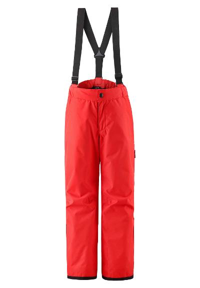 Kinder Schneehose Proxima Tomato red