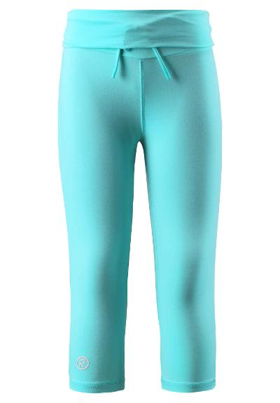 Kinder Leggings Korsi Bright turquoise